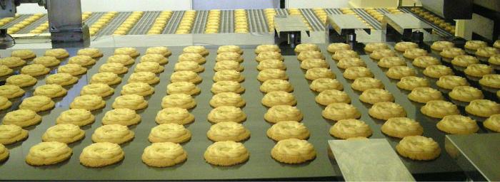 ロシアケーキ 製造 ライン