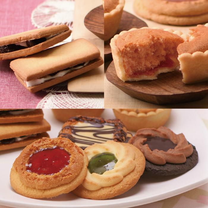 ロシア ケーキ レーズン サンド 苺 の タルト ケーキ の 詰め合わせ