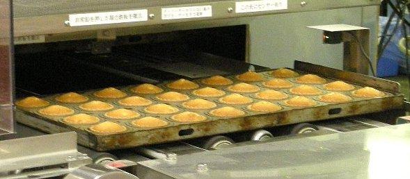 タルトケーキ製造ライン