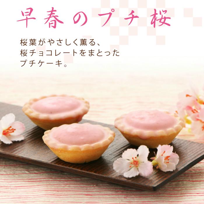 早春のプチ桜